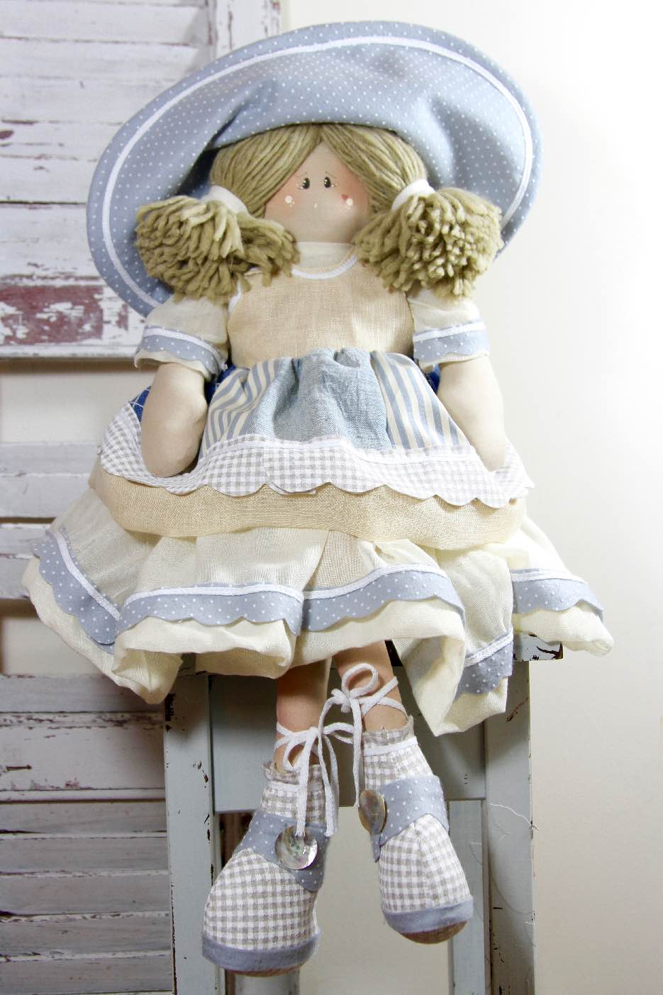 Bambola Holly Hobbie - Country Creations